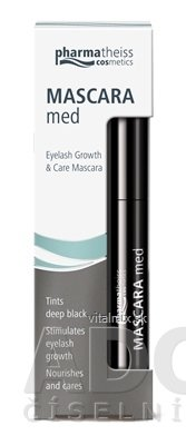 MASCARA med čierna (Eyelash Growth & Care Mascara) 1x5 ml