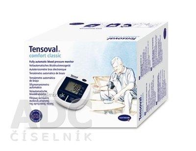 809e2d3e823a9 Tensoval comfort CLASSIC s manžetou 22 - 42 cm plnoaut. digitálny tlakomer  1x1 ks