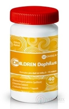 CHILDREN DOPHILUS cps 1x40 ks