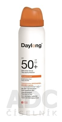 Daylong Protect&care transparent aerosol SPF 50+ 1x155 ml