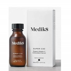 MEDIK8 SUPER C 30 SERUM 30ML - ANTIOXIDACNE SERUM, 30ML