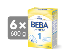 BEBA OPTIPRO 1 6x600G