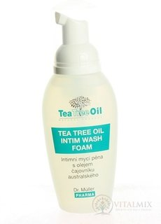 Dr. Müller Tea Tree Oil INTÍMNA UMÝVACIA PENA 1x100 ml