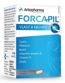 FORCAPIL cps 1x60 ks