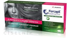 FORCAPIL HAIR ACTIV tbl 3x30 ks (90 ks)