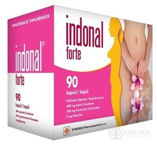 Indonal forte cps 1x90 ks