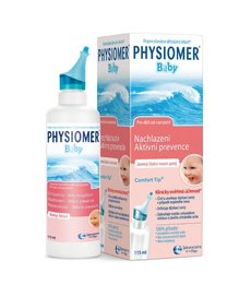 PHYSIOMER Baby nosový sprej 115 ml