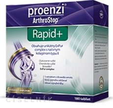 Proenzi ArthroStop Rapid Plus tbl 1x180 ks