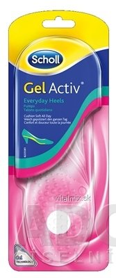 386aca20236c Scholl GelActiv vložky do topánok do topánok s podpätkom celodenné