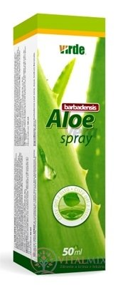 VIRDE ALOE VERA spray 1x50 ml