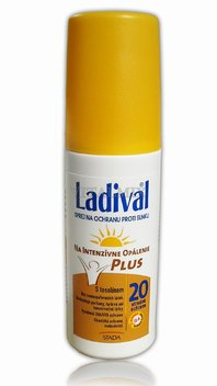 LADIVAL P+T PLUS 20 SPRAY 150ml