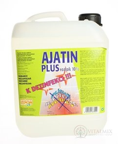 AJATIN PLUS ROZTOK 10% 1x5000 ml