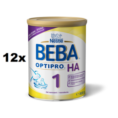 BEBA OPTIPRO H.A.1 12x800G