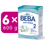 BEBA OPTIPRO 2  600G 6ks