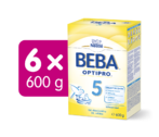 BEBA OPTIPRO 5  600G 6ks