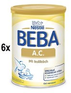 BEBA A.C. Anticolics 800G 6ks