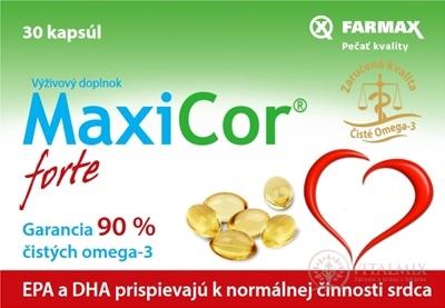 FARMAX MaxiCor forte cps 1x30 ks